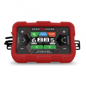 Radio Zero Noise Bell 2021 FEARLESS Digital prise Nexus fem typ Peltor