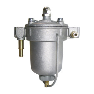 Régulateur pression essence King 67mm bocal alu 6/8mm (à emmancher)