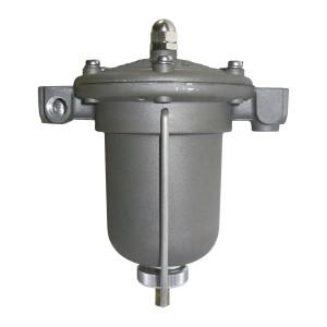 Régulateur pression essence King 85mm bocal alu 1/8NPTF V8 gros débit