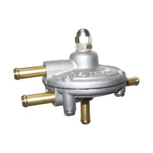 Régulateur pression essence réglable pour moteur à carburateur/turbo