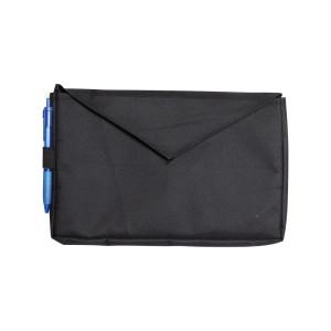 Sacoche copilote de portière détachable en tissu 30x18cm