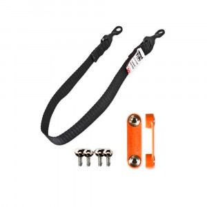 Sangle Hans Simpson Quick Release Sliding Tether 16 40.5cm