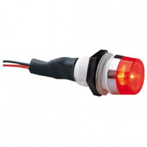 Shift light Stack rouge a encastrer Option pour ST200/400