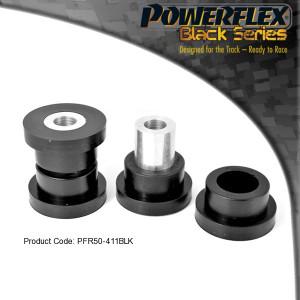 Silentbloc powerflex arrière de train arrière Peugeot 206 BLK