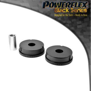 Silentbloc Powerflex support moteur inf Mitsubishi Lancer Evo 4>9 BLK