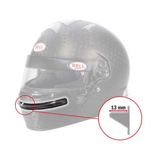 Spoiler arrière transparent pour Casque Bell HP7/HP77/RS7
