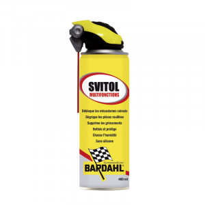 Spray dégrippant lubrifiant multifonction 5 en 1 Bardahl Svitol 400ml