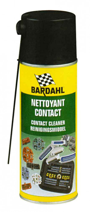 Spray nettoyant contact Bardahl 400ml