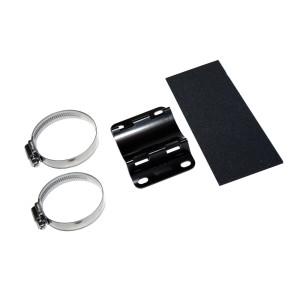 Support pour pompe à essence - diamètre 60mm - noir