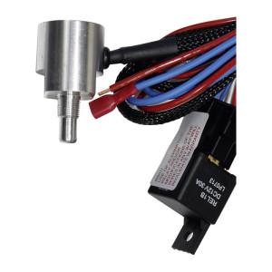 Thermocontact électronique réglable - montage filetage male 1/8 NPT