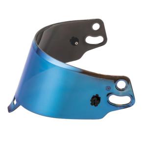 Visière écran Sparco iridium bleue médium