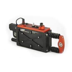 Actionneur boite de vitesse E-Shift fix. rotule avec capteur position