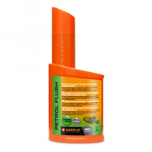 Additif Warm Up Nettoyant système d'injection essence - 300ml
