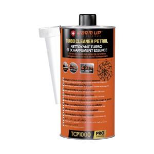 Additif Warm Up Nettoyant turbo essence - bidon 1L