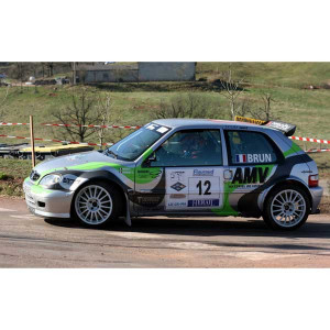 Aile avant gauche Citroen Saxo Kit Car ph2