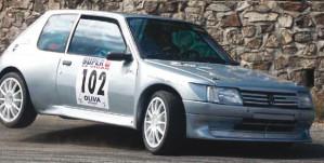 Aile Peugeot 205 Maxi Renforcée Av Droite