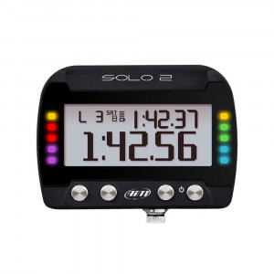 Aim Solo 2 DL GPS chronomètre - CAN/RS232 ou en OBDII - Wi-Fi