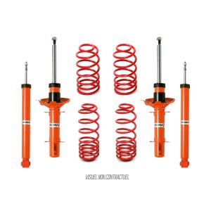 Amortisseurs Koni STR.T Kit Peugeot 107 1.0 1.4HDi 05-14 Kit complet