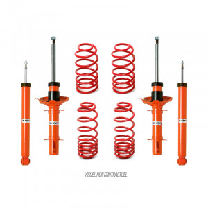 Amortisseurs Koni STR.T Kit Seat Cordoba Vario 1.9 TDi AN 97-01