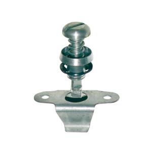 Axe 1/4 de tour Push Turn dimension 8-9 mm vendu seul