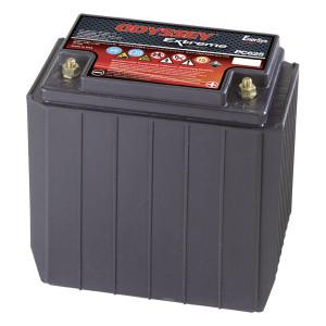 Batterie Compétition Odyssey 12v- capacité 18 A/h - Extreme 22 PC625