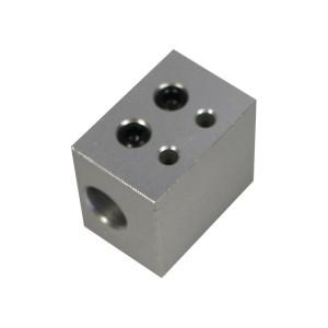 Bloc pour doubler le cable d'accélérateur / d'embrayage - carré