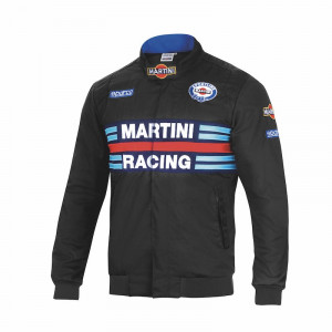 Blouson Bomber Martini Racing