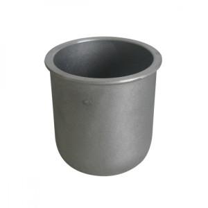 Bocal aluminium pour filtre King diamètre 67mm