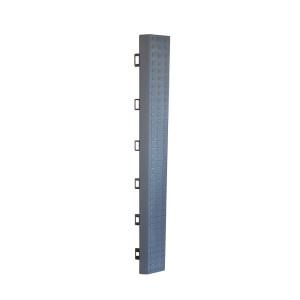 Bordure mâle pour dalle de sol BPS FLOOR 500x500 mm