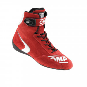 Bottines OMP First High - Homologation FIA 8856-2000
