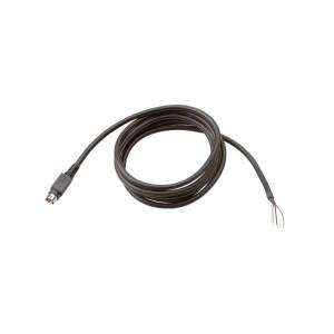 Cable électrique pour boitier commande extincteur électrique OMP Black