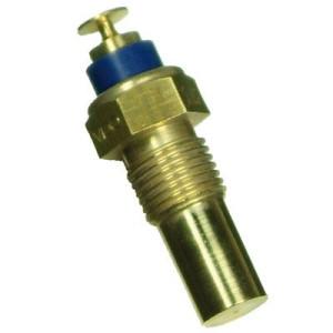 Capteur temperature d'eau VDO 120° - NPTF 1/8 fiche plate ronde 6.3mm