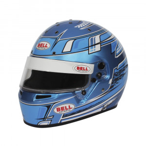 Casque Bell 2021 KC7-CMR CHAMPION Bleu CMR2016