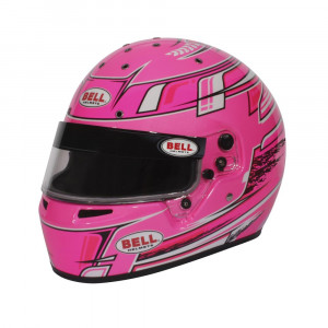 Casque Bell 2021 KC7-CMR CHAMPION Rose CMR2016