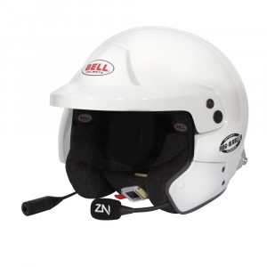 Casque Bell 2021 MAG-10 RALLY SPORT (Hans) FIA8859-2015