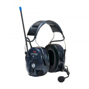 Casque de liaison anti-bruit Peltor Litecom WS Plus PMR446 Bluetooth