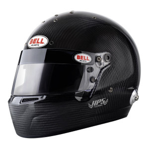 Casque intégral Bell HP5 Touring SA2010 - FIA8860-2010 avec clips hans