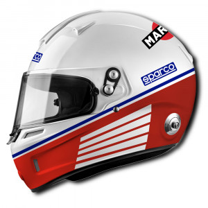 Casque intégral Sparco AIR PRO RF-5w Martini Racing Heritage FIA 2015