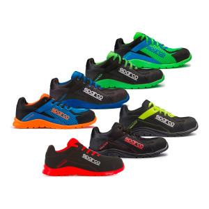 Chaussure de sécurité/mécanicien Sparco Practice