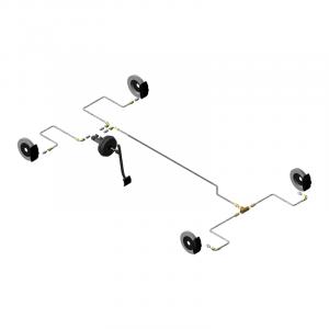 Circuit hydraulique Gr.N Renault Clio/Megane / Peugeot 106/Saxo - 306