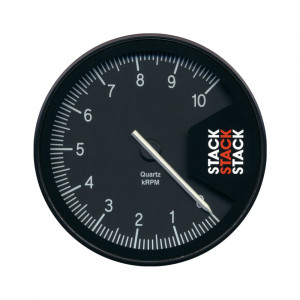 Compte-tours Stack ST430 Monster Diam.125mm Professionnal Tachometer