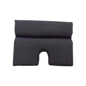 Coussin d'assise pour siège OMP HCR coloris noir