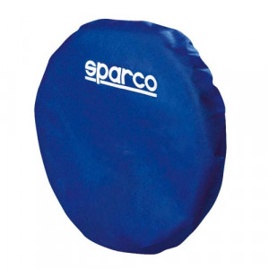 Couvre-volant karting Sparco bleu