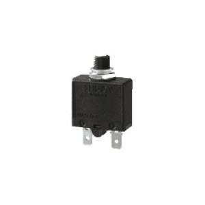 Disjoncteur thermique type 1658 10A ( Percage Diam 9 mm )