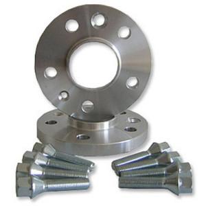 Elargisseurs VAG 5x112 diamètre 66,5mm épaisseur 5mm M2a