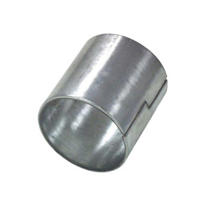 Entretoise de réduction acier 55 à 52mm pour tube d'échappement