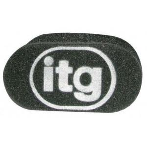Filtre ITG Chaussette mousse pour cornet double Diam 40 123x175x85mm