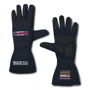 Gants Sparco Land Martini Racing Heritage FIA 8856-2000 - SFI 3.3/5