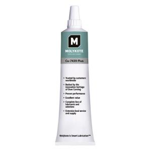 Graisse Molykote CU-7439 Plus molybdène/cuivre -30° à +650°C 100gr