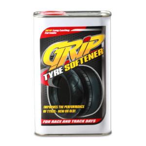 Grip traitement pneu régénerateur de gomme - bidon de 1 litre